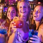 Enjoy a girls' night out on the town in Vegas!