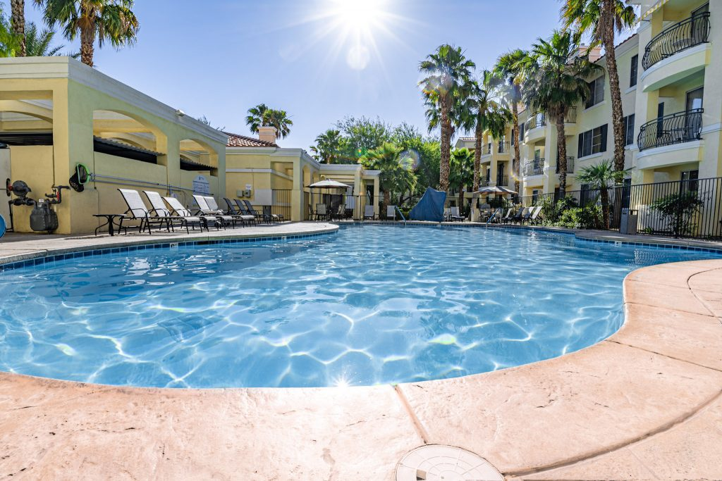 Las Vegas vacation ownership Club de Soleil