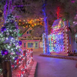 Las Vegas Christmas attractions and events